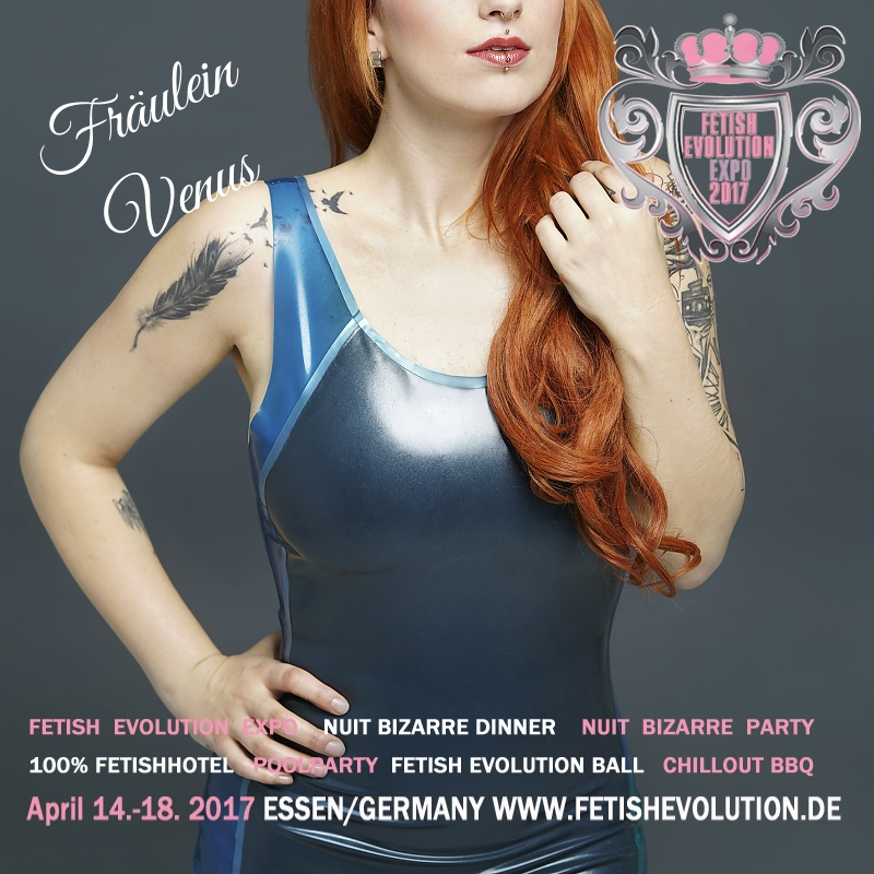 Fräulein Venus - Fetish Evolution Weekend 2016