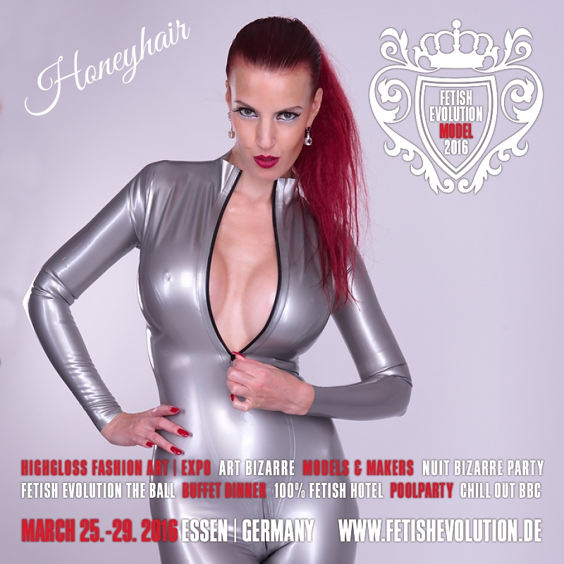 Honeyhair - Fetish Evolution Weekend 2016