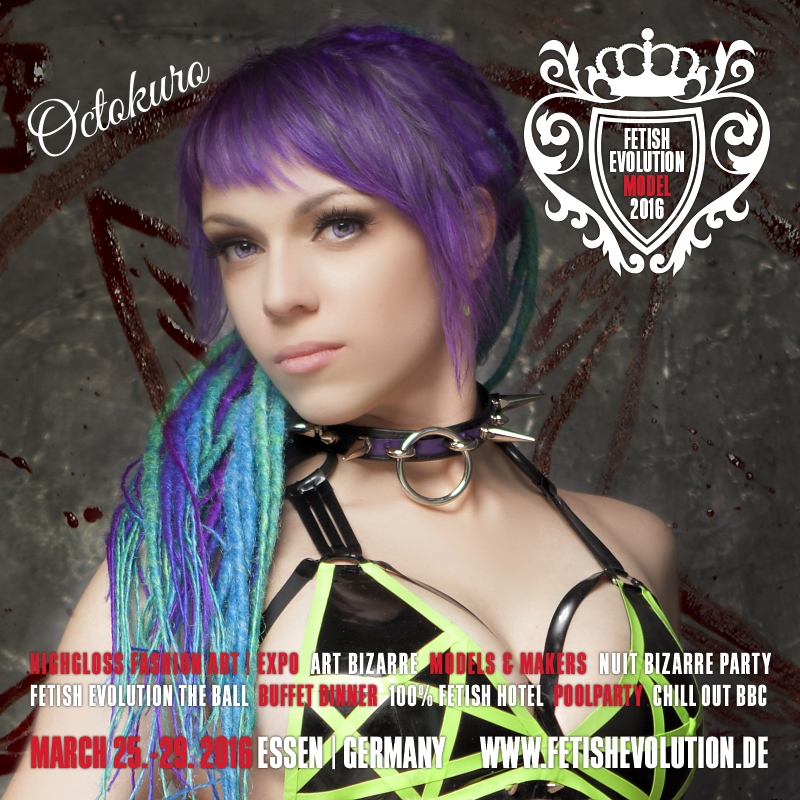 Octokuro - Fetish Evolution Weekend 2016