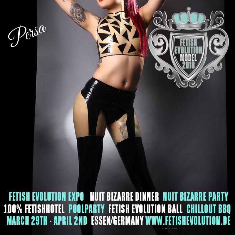 Persa - Fetish Evolution Weekend 2016