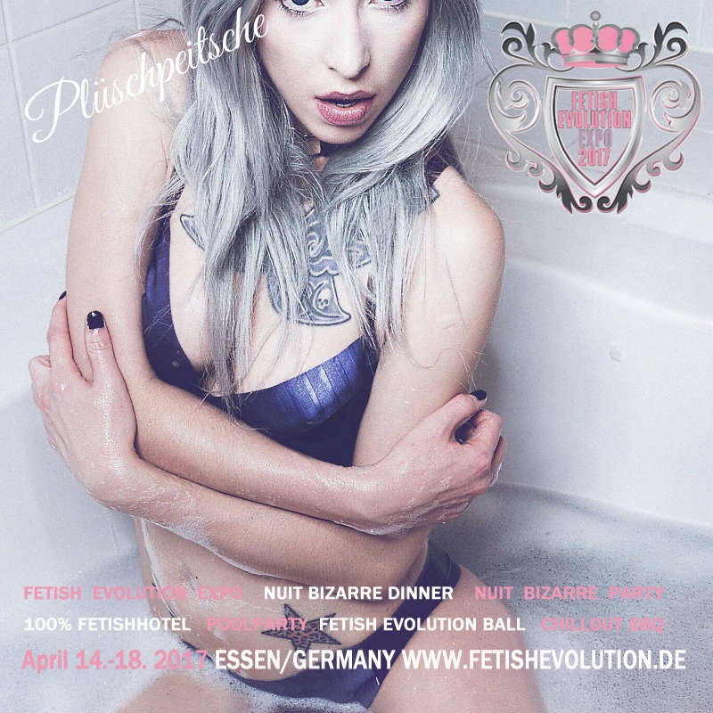 Plüschpeitsche - Fetish Evolution Weekend 2016