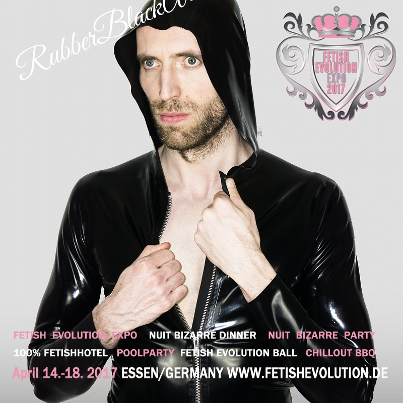 RubberBlackArt - Fetish Evolution Weekend 2016