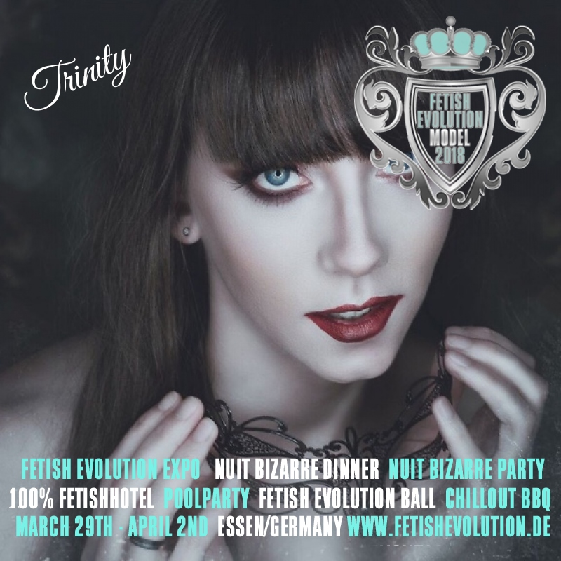 Trinity - Fetish Evolution Weekend 2016